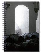 Wine Cellar Spiral Notebook