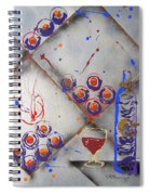 Wine Connoisseur Spiral Notebook