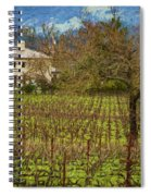 Wine Country California 1 Spiral Notebook