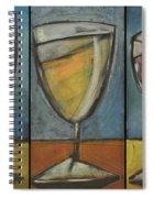 Wine Trio - Option One Spiral Notebook