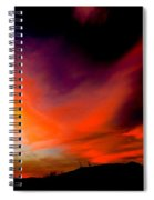 Seduction Spiral Notebook