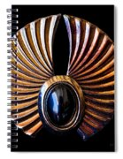 Wings Spiral Notebook