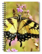 Wingspan Spiral Notebook