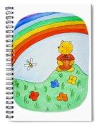 Winnie The Pooh  Spiral Notebook