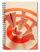 Winning Strategy Spiral Notebook