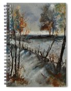 Winter 450101 Spiral Notebook
