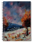 Winter 560110 Spiral Notebook