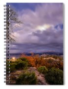 Winter Colors 23 Spiral Notebook