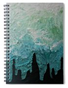 Winter Comes Spiral Notebook