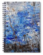 Winter Crisp Spiral Notebook