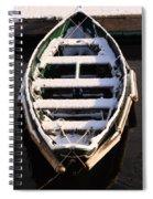 Winter Dory Spiral Notebook