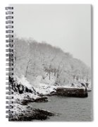 Winter Finery Spiral Notebook