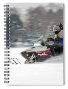 Winter Fun Spiral Notebook