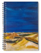 Winter Impression Of Sylt Spiral Notebook