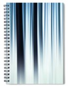 Winter In The Forest Spiral Notebook