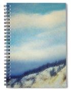 Winter Is So Quiet It Needs No Words Spiral Notebook