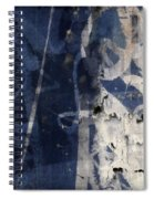 Winter Nights Series Two Of Six Spiral Notebook