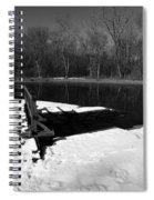 Winter Park 2 Spiral Notebook