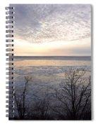 Winter Pastels Spiral Notebook