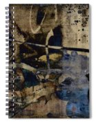 Winter Rains Series Two Of Six Spiral Notebook