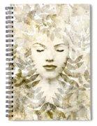 Winter Sonata Spiral Notebook