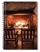 Winter Warmth Spiral Notebook