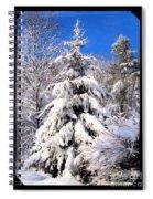 Winter Wonderland Spiral Notebook