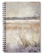Winter Wonderland II Spiral Notebook