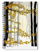 Winter Woods Spiral Notebook