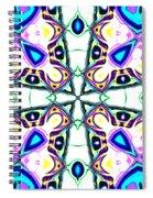 Wintercross Spiral Notebook