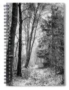 Winteress Spiral Notebook