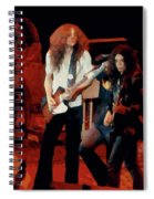 Winterland Freebirds 2 Spiral Notebook