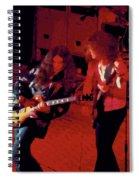 Winterland Freebirds Spiral Notebook