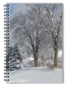 Winter's Best Spiral Notebook