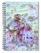 Winters Blast Spiral Notebook