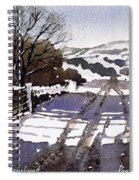 Winters Lane Stainland Spiral Notebook