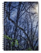 Wintersun Spiral Notebook