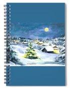 Winterwonderland Spiral Notebook