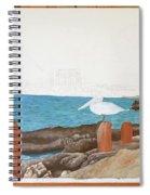 Wip- Pelican 01 Spiral Notebook