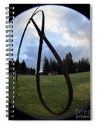 Wire Rope Loggers Noose Spiral Notebook