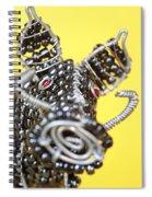 Wire Warthog Spiral Notebook