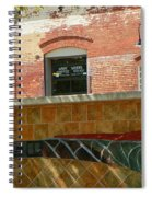 Wire Works Coffee House Spiral Notebook