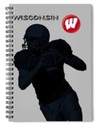 Wisconsin Football Spiral Notebook