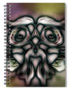 Wise Man Spiral Notebook