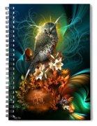 Wise One Spiral Notebook
