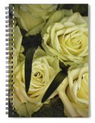 Wish For Happiness Spiral Notebook