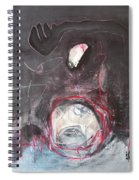Wish Moon Spiral Notebook