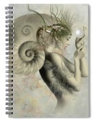 Wish On A Pearl Spiral Notebook