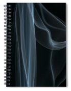 Wisps Of Surrender  Spiral Notebook
