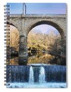 Wissahickon Viaduct Spiral Notebook
